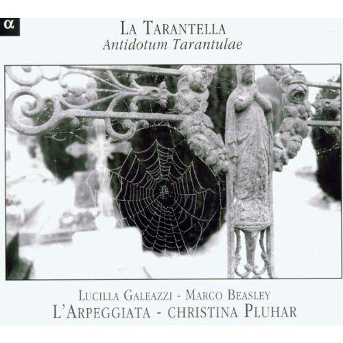 Christina Pluhar - La Tarantella-Antidotum Tarant - Preis vom 20.04.2021 04:49:58 h