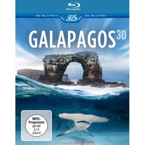 - Galapagos 3D [3D Blu-ray] - Preis vom 20.10.2020 04:55:35 h