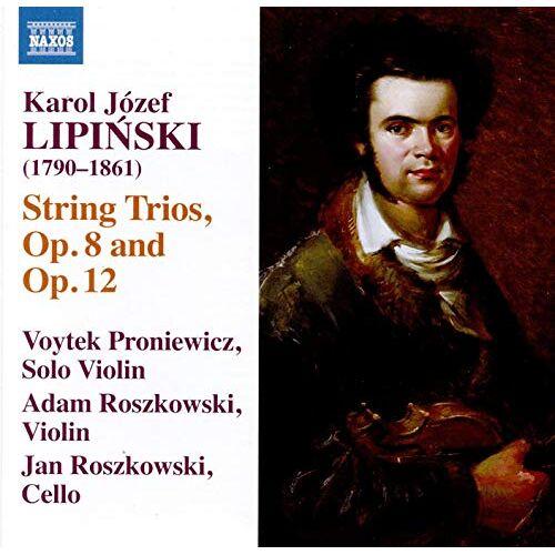 Proniewicz - String Trios,Op.8 & Op.12 - Preis vom 18.04.2021 04:52:10 h