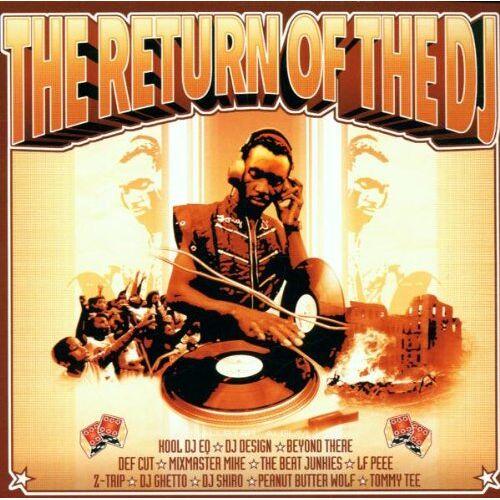 Various - The Return of the DJ-Allstar Album - Preis vom 18.04.2021 04:52:10 h