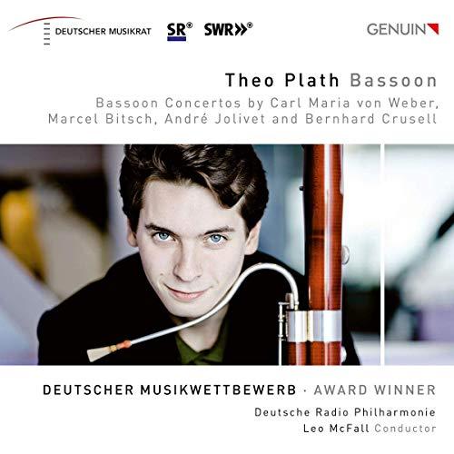 Theo Plath (Fagott) - Deutscher Musikwettbewerb Award Winner Fagott - Preis vom 05.05.2021 04:54:13 h