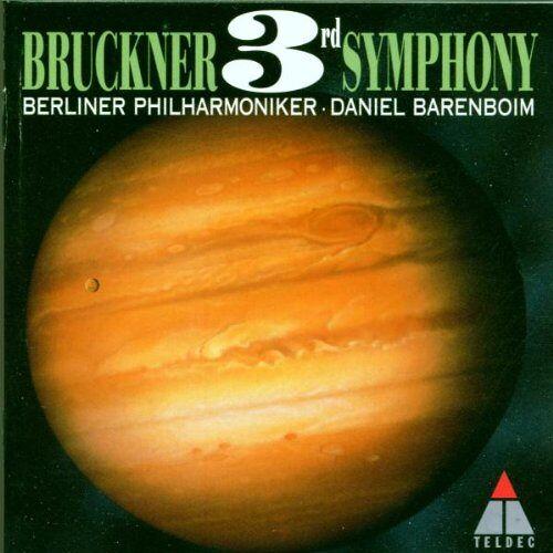 Daniel Barenboim - Sinfonie 3 - Preis vom 01.06.2020 05:03:22 h