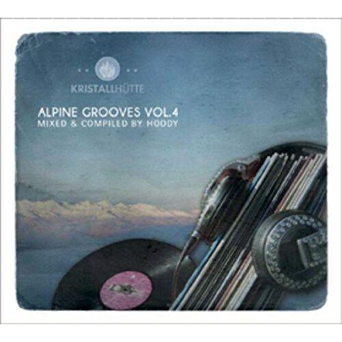 Various - Alpine Grooves Vol.4 (Kristallhütte) - Preis vom 18.04.2021 04:52:10 h