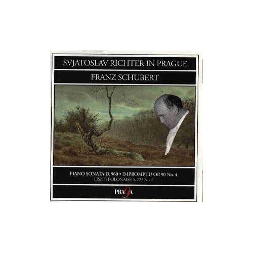 Svjatoslav Richter - Richter, S. Schubert / Liszt Klavier - Preis vom 19.01.2021 06:03:31 h