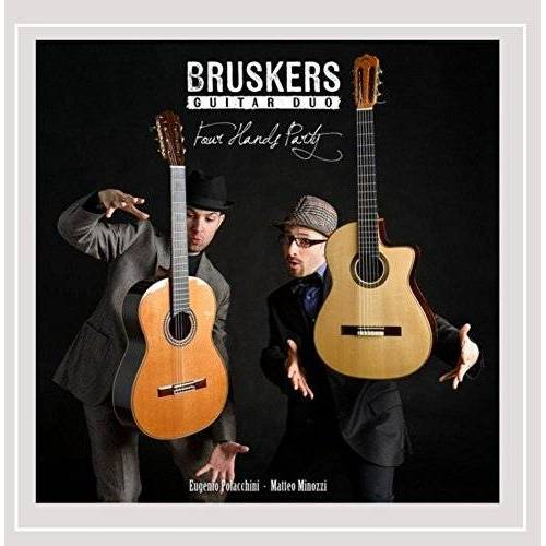Bruskers Guitar Duo - Four Hands Party - Preis vom 20.10.2020 04:55:35 h