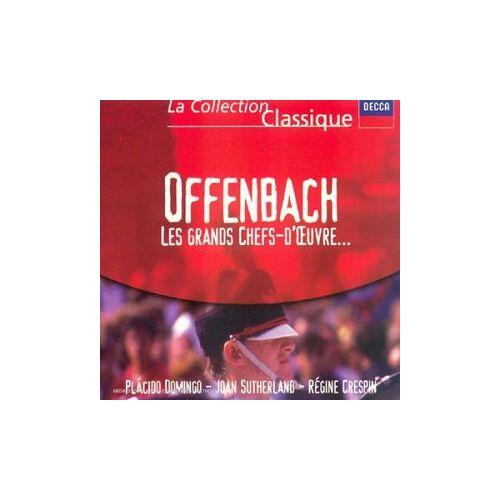 Offenbach - Offenbach/Chefs-D'oeuvre - Preis vom 21.01.2021 06:07:38 h