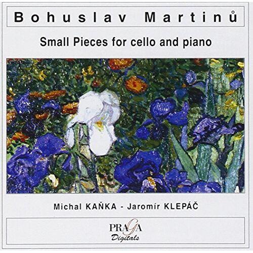 Kanka - Small Pieces for Violoncello+Piano - Preis vom 28.02.2021 06:03:40 h