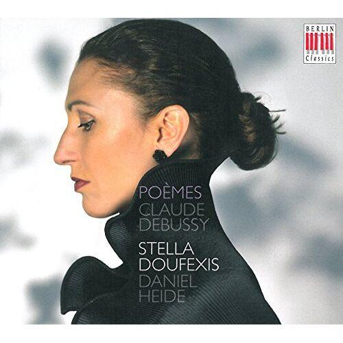 Stella Doufexis - Debussy:Poemes-Lieder - Preis vom 19.10.2020 04:51:53 h