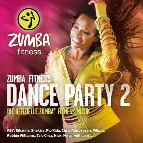 Various - Zumba Fitness-Dance Party 2 - Preis vom 18.11.2019 05:56:55 h