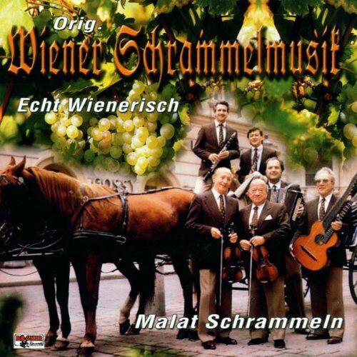 Malat Schrammeln - Orig.Wiener Schrammelmusik - Preis vom 03.09.2020 04:54:11 h