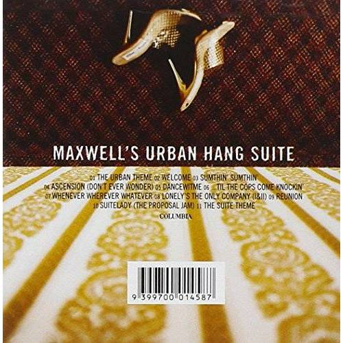 Maxwell - Maxwell's Urban Hang Suite - Preis vom 06.09.2020 04:54:28 h