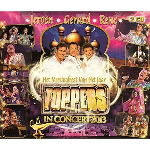 Toppers - Toppers in Concert 2013 - Preis vom 13.04.2021 04:49:48 h