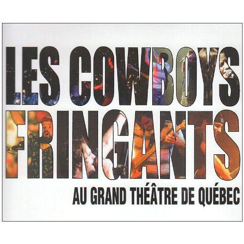 Les Cowboys Fringants - Double Live - Preis vom 04.05.2021 04:55:49 h