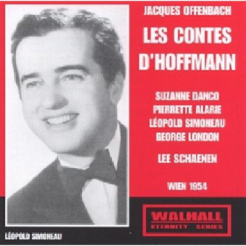 Danco - Tales of Hoffman / Les Contes D' Hoffmann (Wien, 1954) - Preis vom 12.05.2021 04:50:50 h