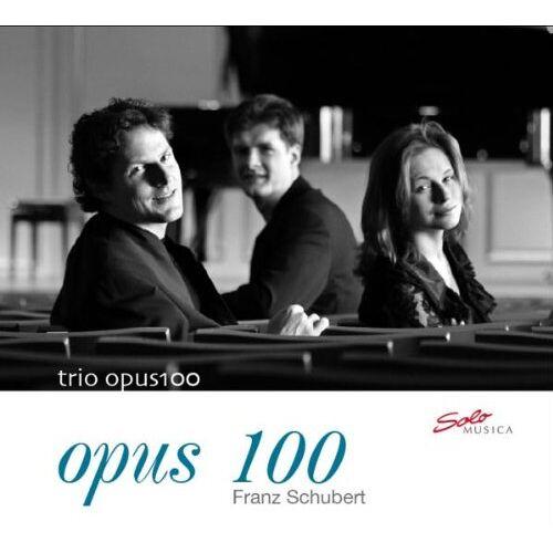 Trio Opus100 - Schubert: Opus 100 - Preis vom 24.10.2020 04:52:40 h
