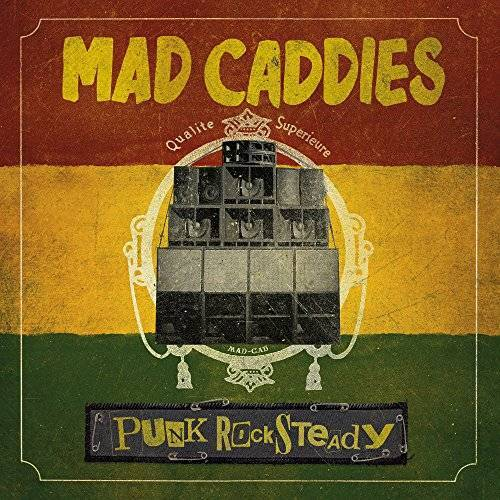 Mad Caddies - Punk Rocksteady - Preis vom 05.09.2020 04:49:05 h