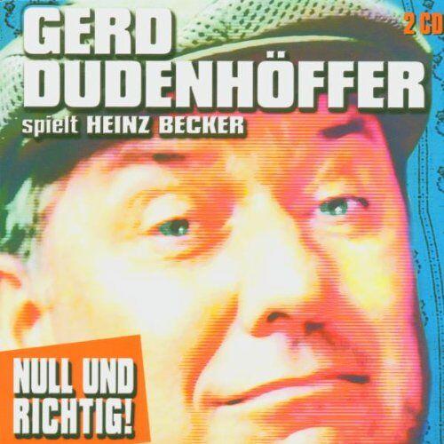 Gerd Dudenhöffer - Null und Richtig! - Preis vom 21.01.2021 06:07:38 h