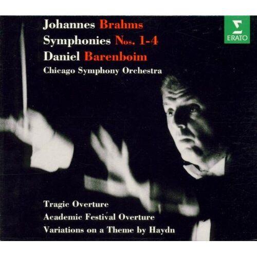 Barenboim - Sinfonie 1-4 - Preis vom 17.10.2019 05:09:48 h