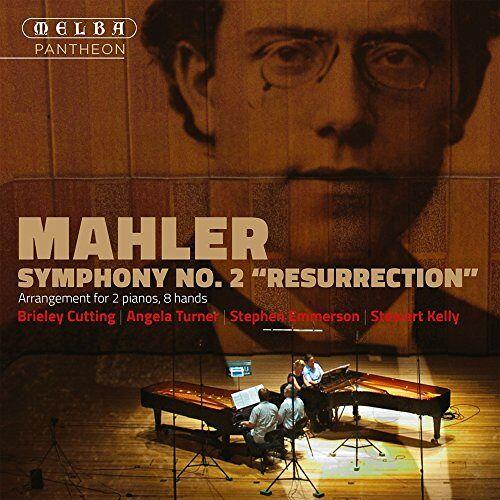 Cutting - Sinfonie 2 Auferstehung arr.für 2 Klaviere - Preis vom 14.05.2021 04:51:20 h