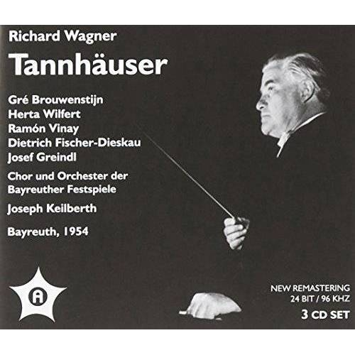 R. Wagner - Tannhauser - Preis vom 18.10.2020 04:52:00 h