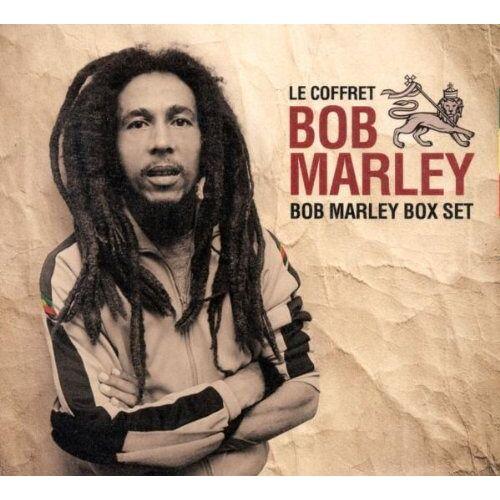 Bob Marley - Bob Marley Box Set - Preis vom 20.10.2020 04:55:35 h
