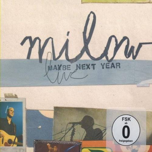 Milow - Milow Live - Preis vom 20.01.2021 06:06:08 h