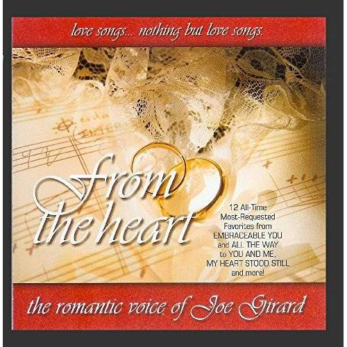 Joe Girard - From The Heart - Preis vom 25.11.2020 06:05:43 h
