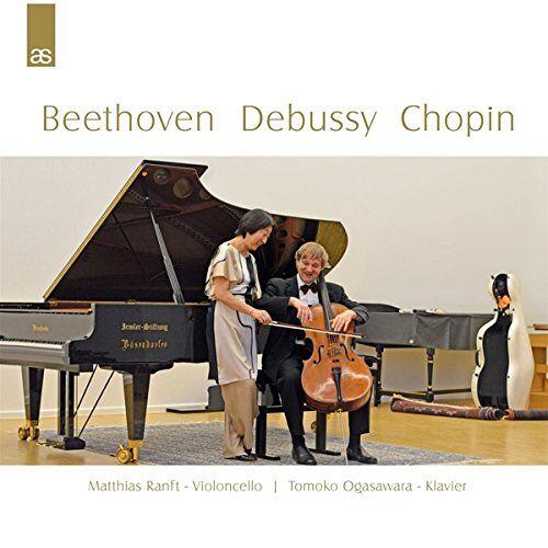 Guibee Yang - Cello & Klavier - Preis vom 14.04.2021 04:53:30 h