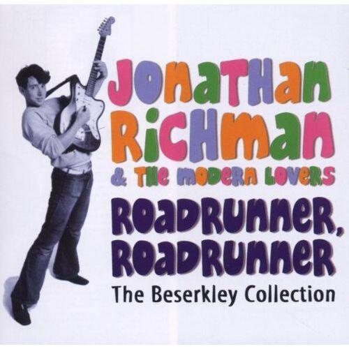 Jonathan Richman - Roadrunner,Roadrunner - Preis vom 20.10.2020 04:55:35 h