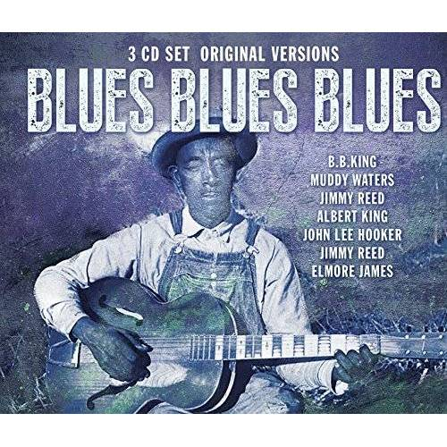 Various - Blues Blues Blues - Preis vom 13.05.2021 04:51:36 h