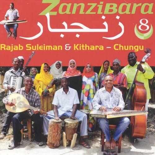 Rajab Suleiman & Kithara - Chungu-Zanzibara 8 - Preis vom 16.04.2021 04:54:32 h