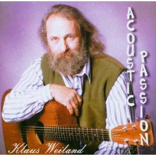 Akustik-Gitarre Klaus Weiland - Acoustic Passion - Preis vom 24.02.2021 06:00:20 h
