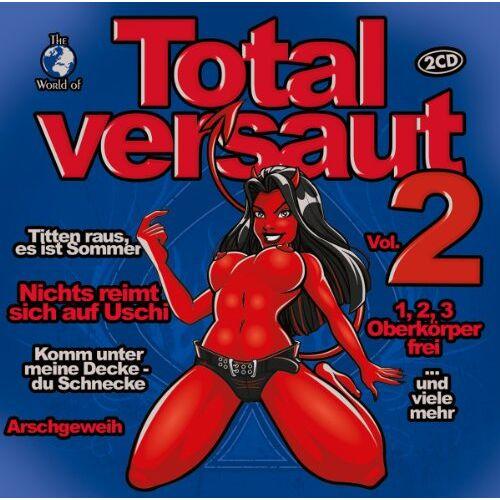 Various - W.O.Total Versaut Vol.2 - Preis vom 06.05.2021 04:54:26 h