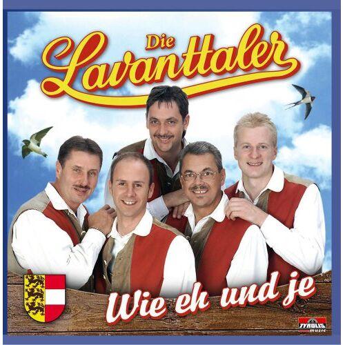 Die Lavanttaler - Wie eh und je - Preis vom 20.10.2020 04:55:35 h