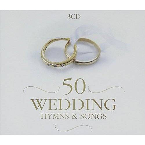 50 Weddings Hymns - 50 Weddings Hymns & Songs - Preis vom 24.01.2021 06:07:55 h
