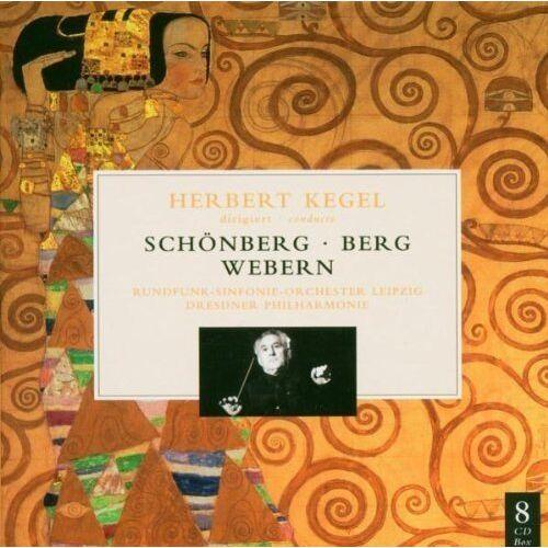 H. Kegel - Kegel Dir.Schönberg/Berg/Weber - Preis vom 18.10.2020 04:52:00 h