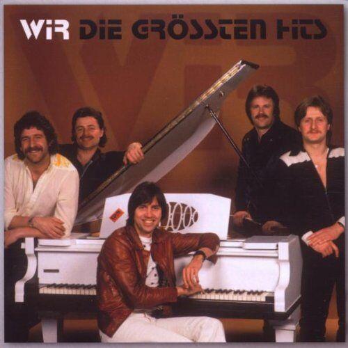 Wir - Wir Die Größten Hits - Preis vom 18.10.2020 04:52:00 h