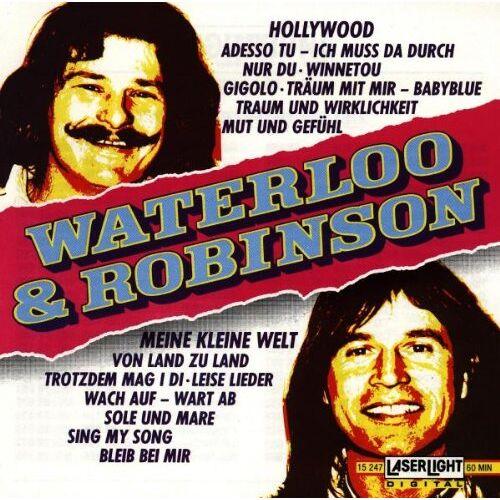 Waterloo & Robinson - Waterloo & Robinson - Preis vom 07.04.2020 04:55:49 h