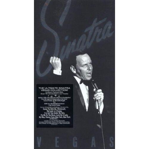 Frank Sinatra - Sinatra Vegas - Preis vom 18.10.2020 04:52:00 h