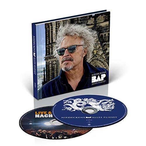 Niedeckens Bap - Alles Fliesst (Ltd. Hardcover Buch) - Preis vom 20.10.2020 04:55:35 h