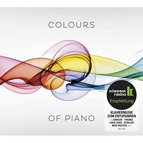 Einaudi - Colours of Piano (Klassik Radio) - Preis vom 25.01.2021 05:57:21 h