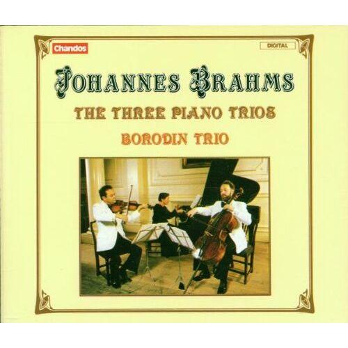 Borodin Trio - 3 Klaviertrios - Preis vom 20.10.2020 04:55:35 h