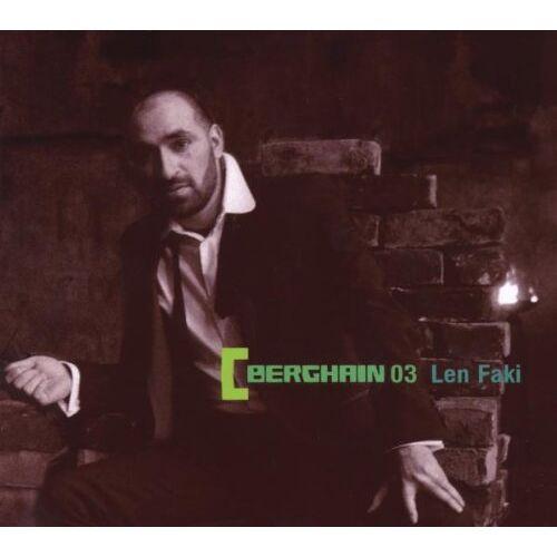 Various - Berghain 03 (Len Faki) - Preis vom 20.10.2020 04:55:35 h