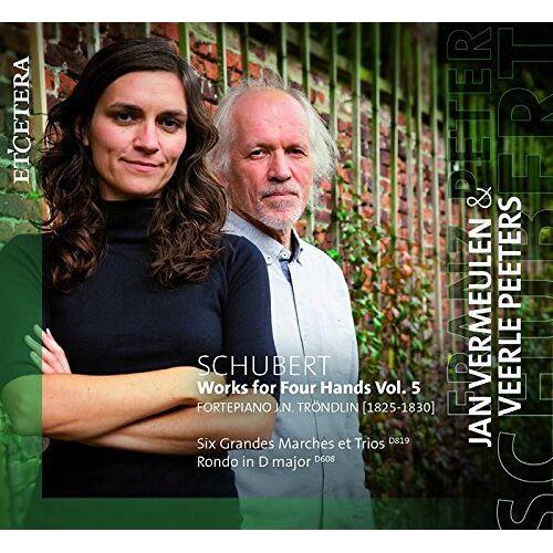 Jan Vermeulen - Werke Für Klavier zu Vier Händen Vol.4 - Preis vom 20.10.2020 04:55:35 h
