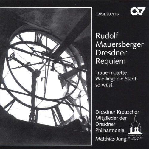 Dresdner Kreuzchor - Dresdner Requiem - Preis vom 04.09.2020 04:54:27 h