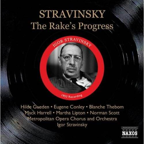 Strawinsky - Rake'S Progress - Preis vom 20.10.2020 04:55:35 h