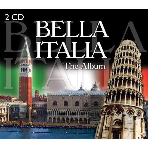Milva - Bella Italia - The Album - 2 CD - Preis vom 01.06.2020 05:03:22 h