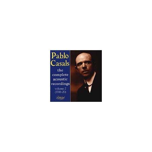 Pablo Casals - Pablo Casals-Vol.2 - Preis vom 04.10.2020 04:46:22 h