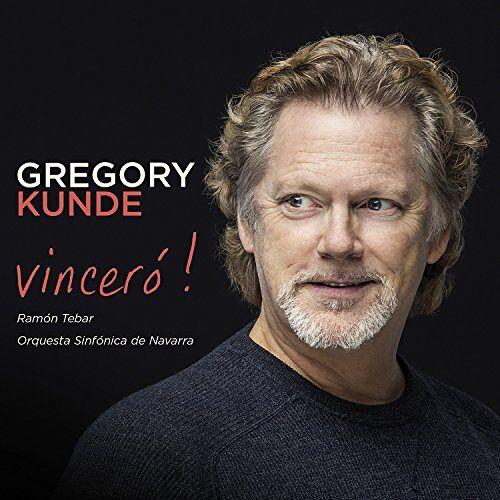 Gregory Kunde - Vincero' - Preis vom 14.01.2021 05:56:14 h
