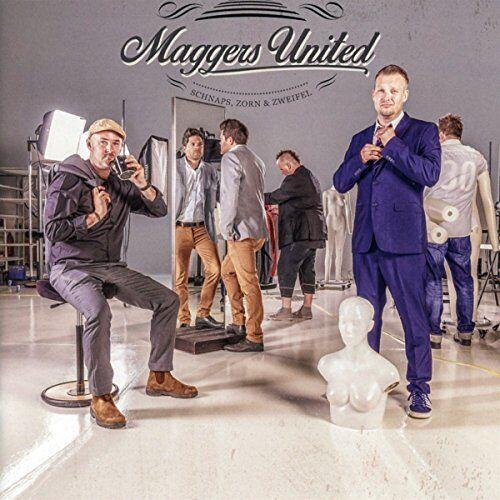 Maggers United - Schnaps,Zorn & Zweifel - Preis vom 25.02.2021 06:08:03 h